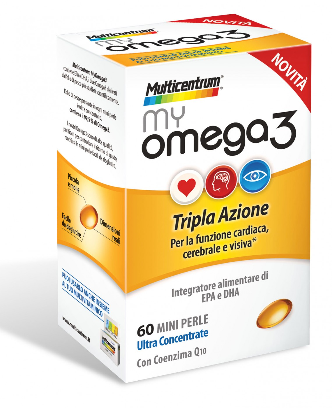 Multicentrum My Omega3