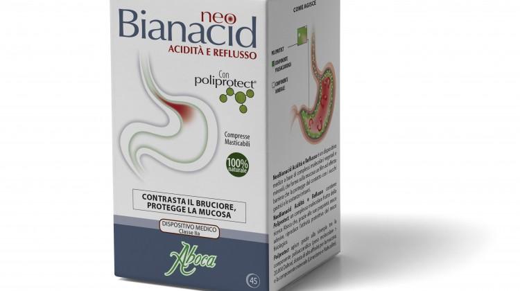 Neo Bianacid acidità e reflusso