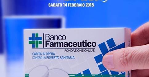 giornata di raccolta del farmaco 2015