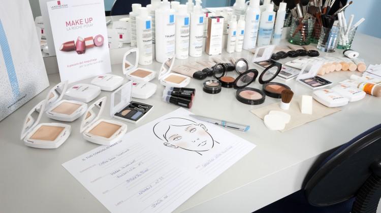 atelier di maquillage correttivo