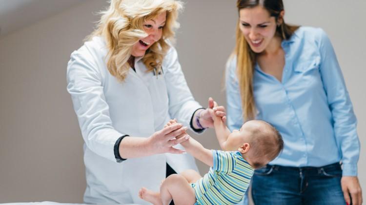 laboratorio pediatrico