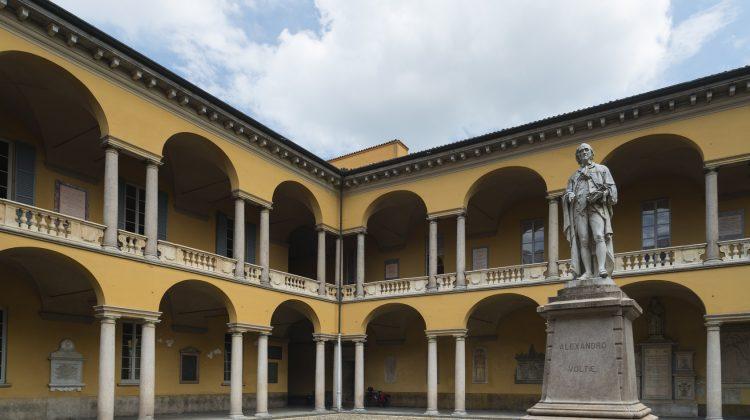 formazione sulla nutrizione: università di Pavia