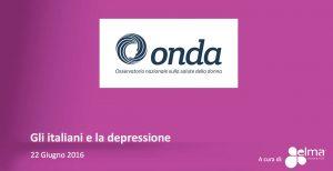 libro bianco sulla depressione_indagine