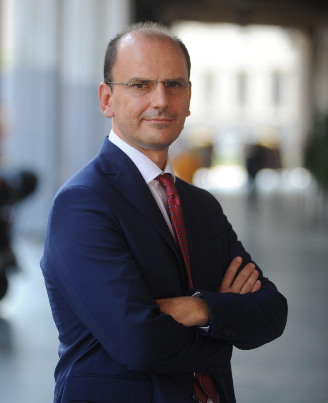 Riccardo Zagaria AD Giuliani
