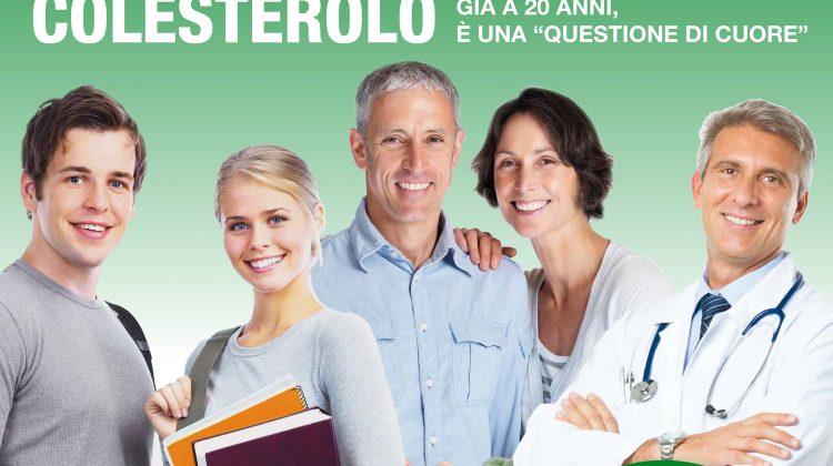 terza settimana del colesterolo locandina