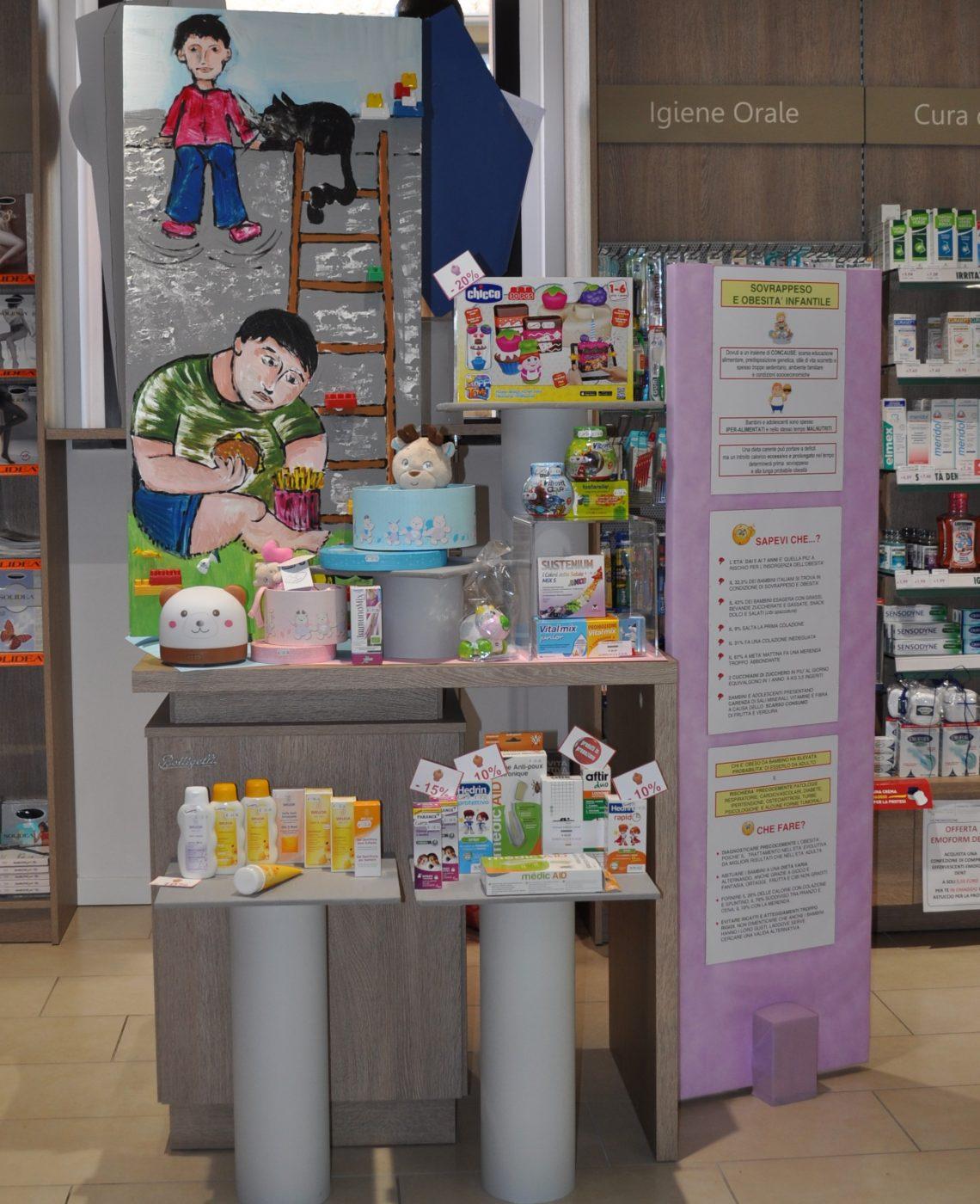 prevenzione in farmacia