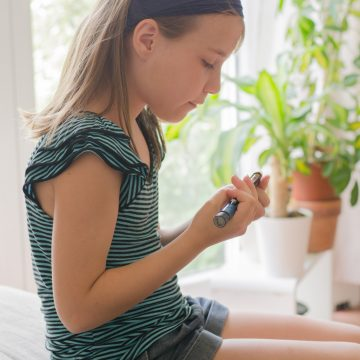 bambini diabetici