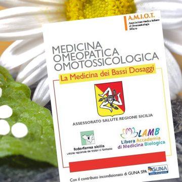 omeopatia in sicilia depliant