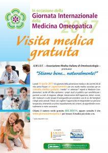 Giornata internazionale della medicina omeopatica