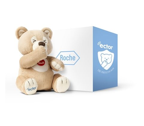 Ector The Protector Bear