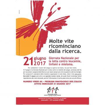 giornata nazionale contro leucemia