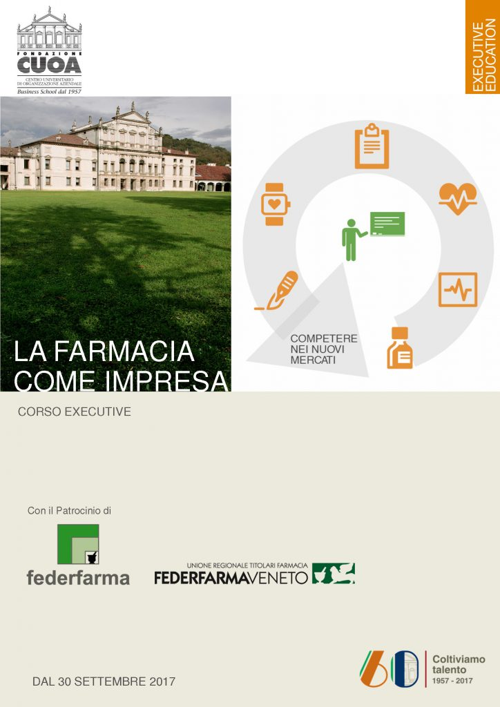 La farmacia come impresa - brochure