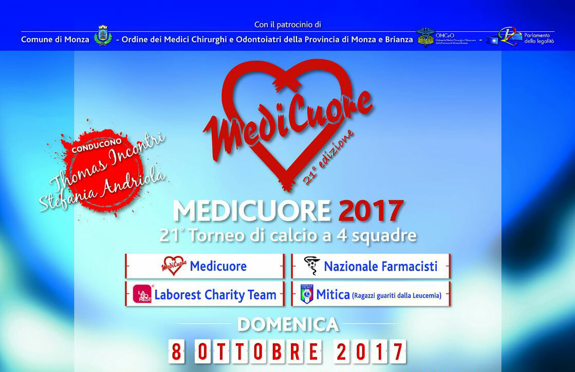 Laborest sostiene Medicuore