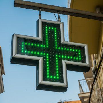 piccole farmacie - croce verde