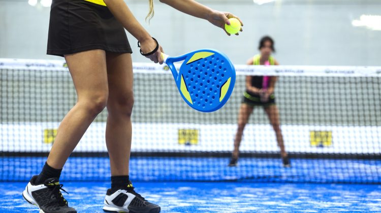 Street Padel Tour 2018 by Fisiocrem