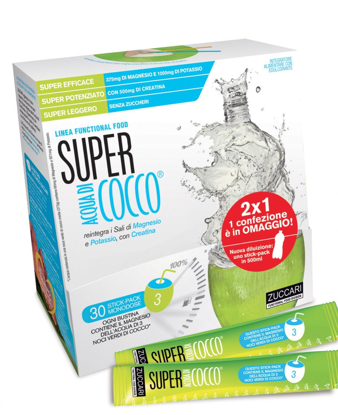 super acqua di cocco