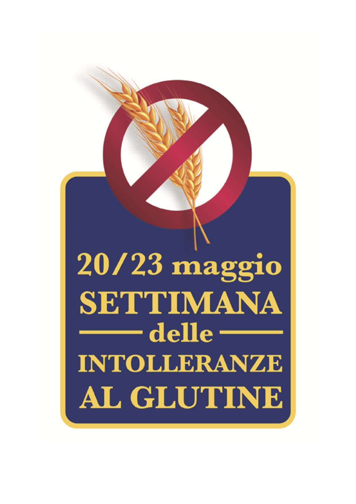 settimana delle intolleranze al glutine