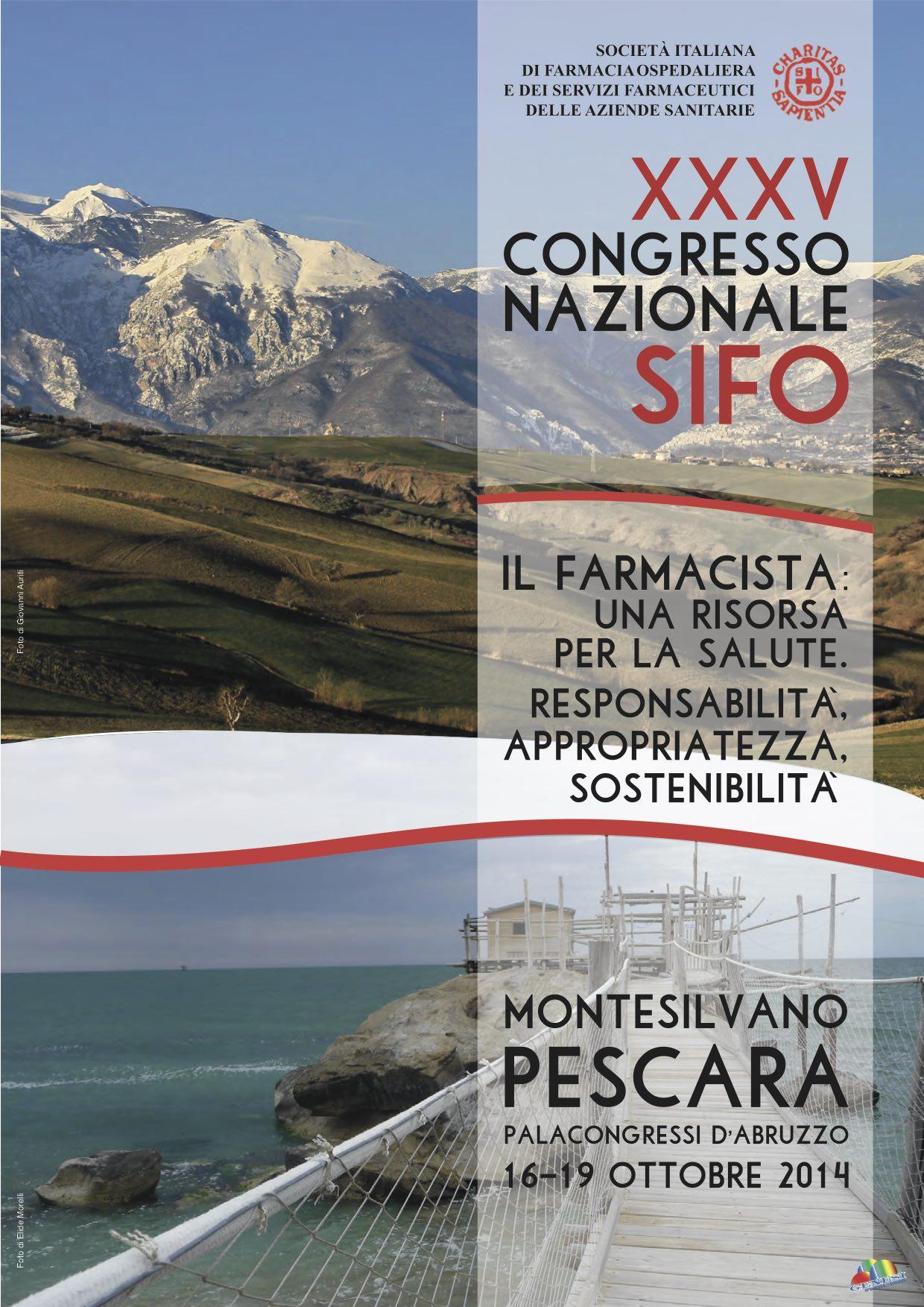 35 congresso nazionale SIFO