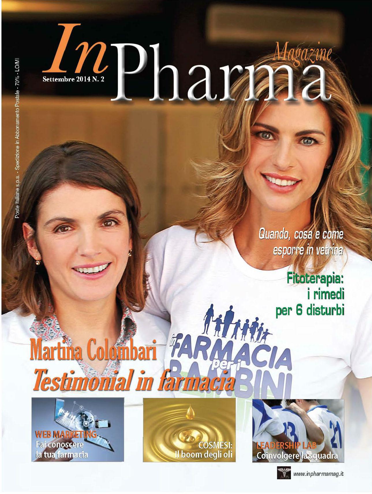 nuovo numero di inpharma magazine