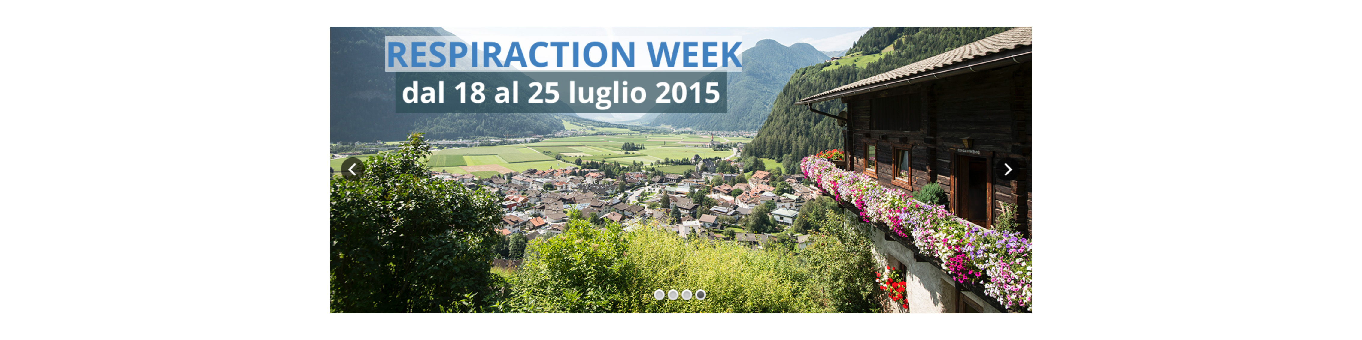 respiraction week