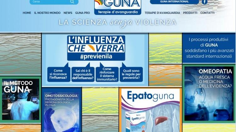 sito di Guna