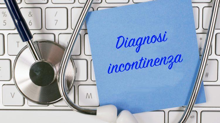 incontinenza urinaria diagnosi