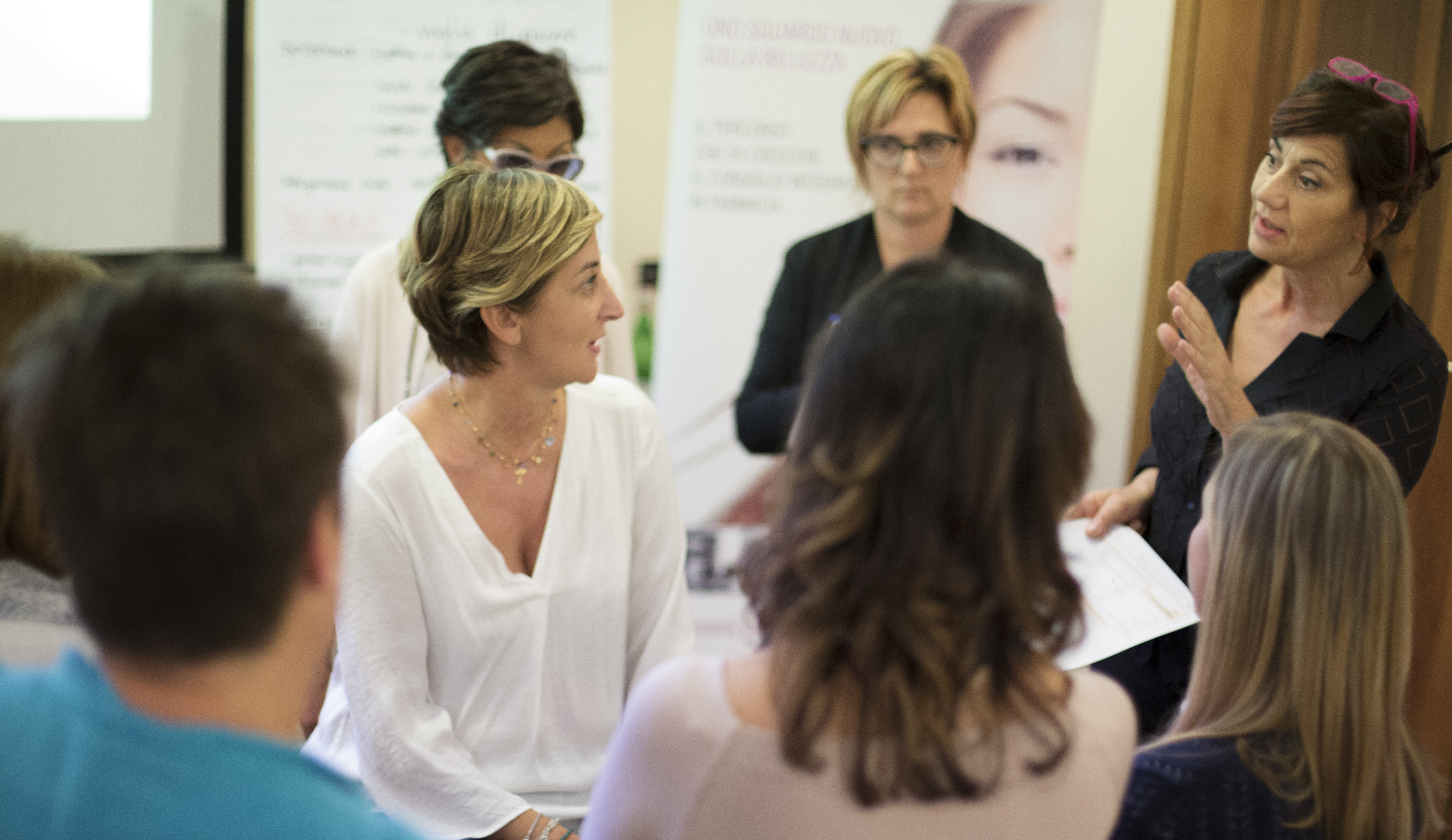 Pharmacy Beauty Coach Masterclass Milano