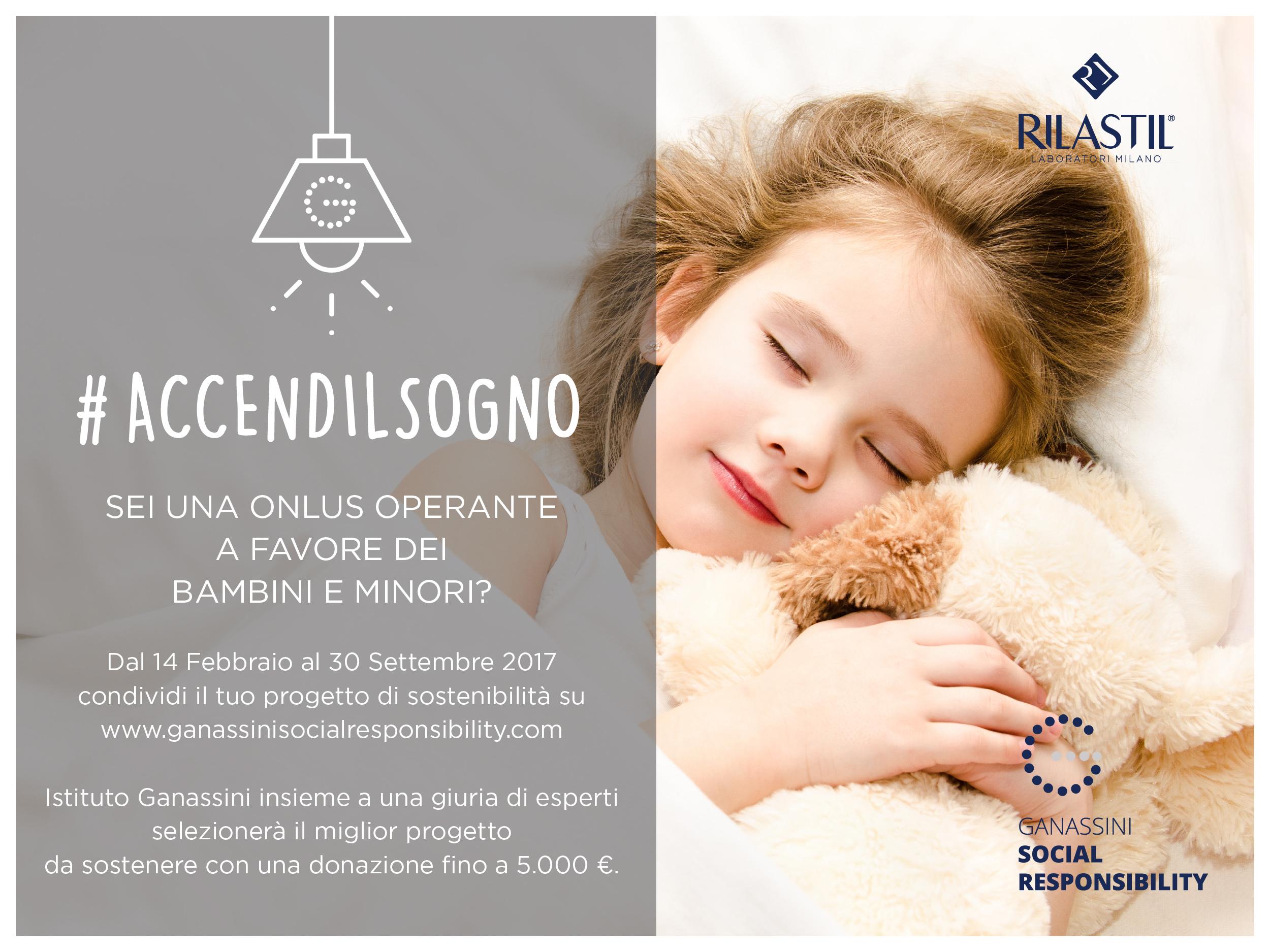 #accendilsogno