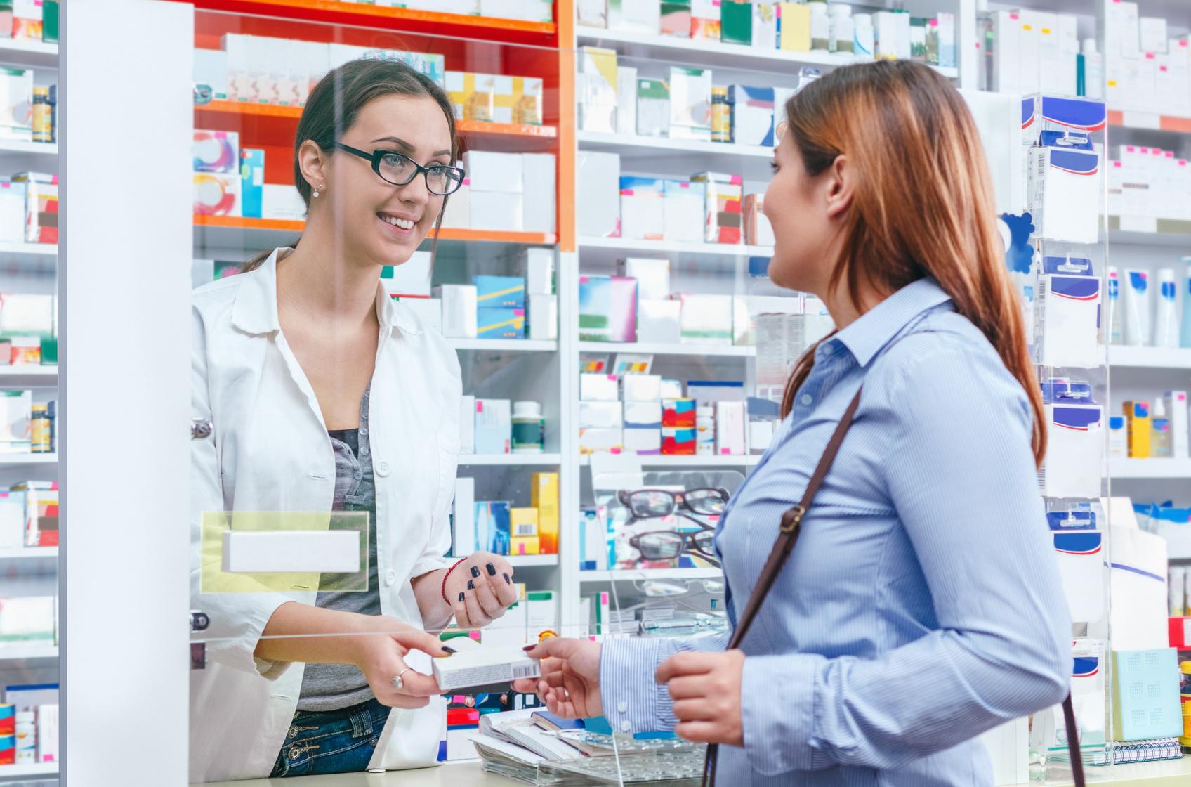 consiglio dei probiotici in farmacia