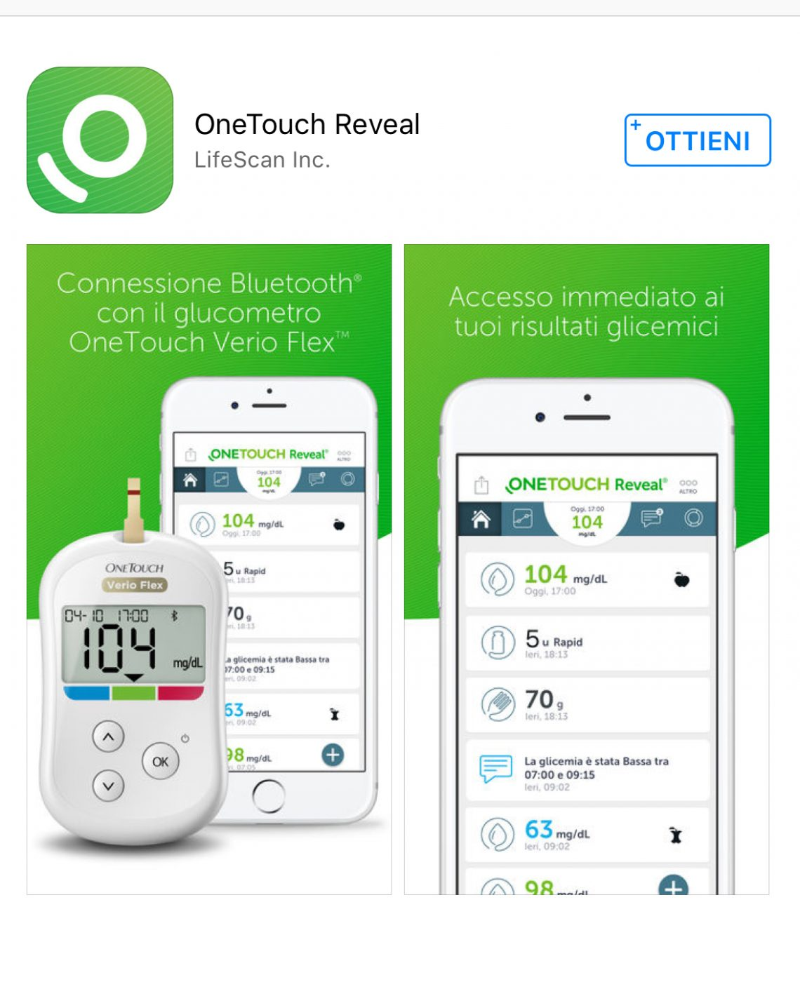 one touch reveal app store