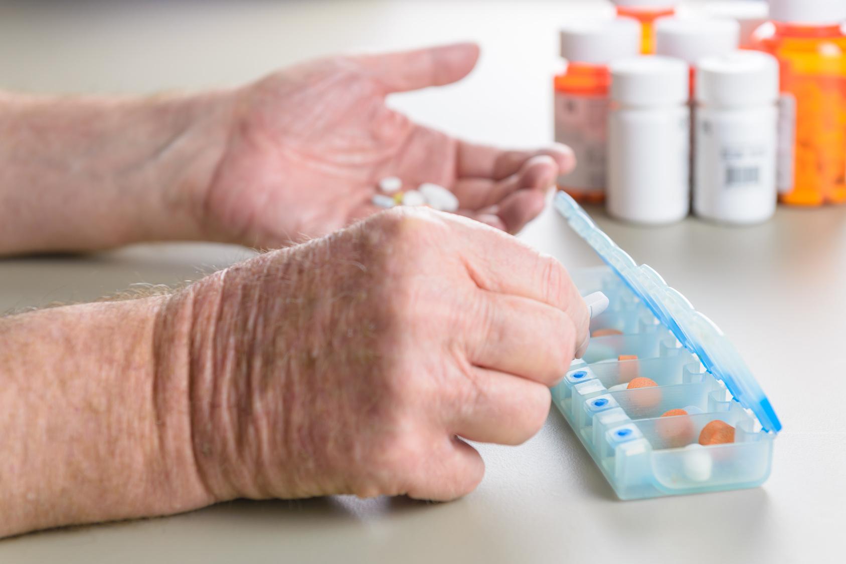 aderenza alla terapia negli anziani