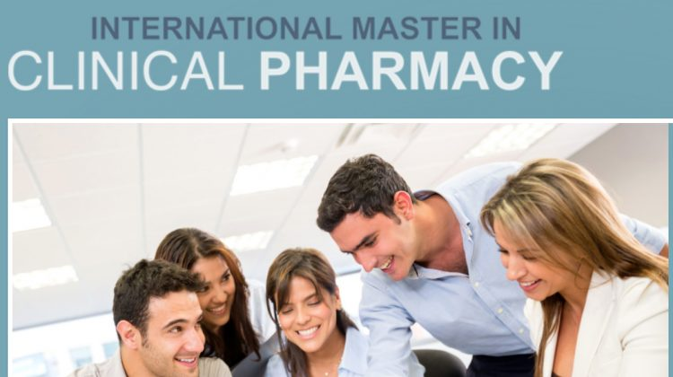 VI edizione master internazionale clinical pharmacy