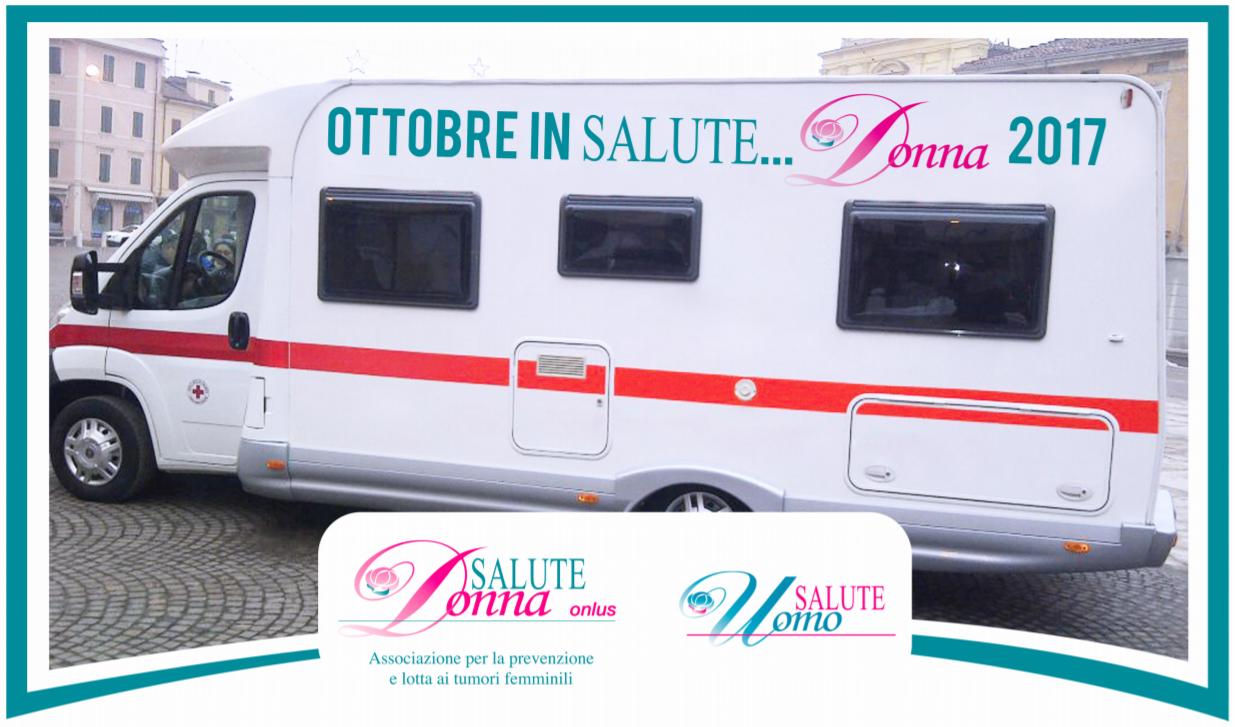 Salute donna 2017 - camper