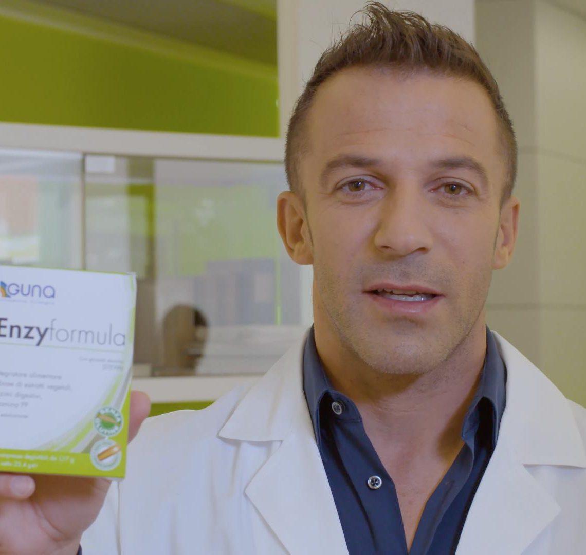 Alex Del Piero sceglie il Guna Lifestyle